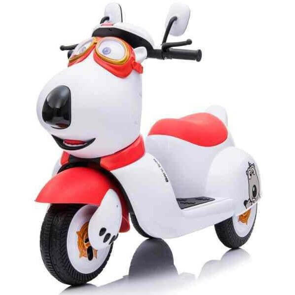Raf Detective Dogger 6 v ride on motorbike for kids