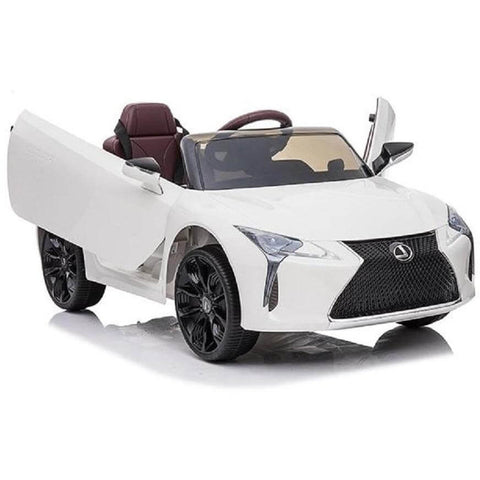 Lexu LX 500 12V Convertible Electric Car For Kids
