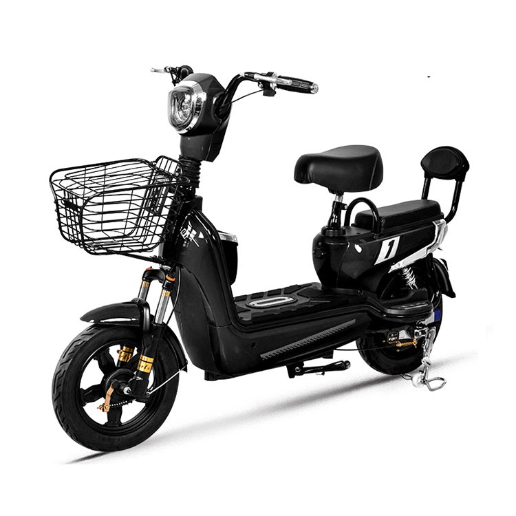 Megawheels 48 v  Utility & Travel Electric Restaurant & Grocery E Bike