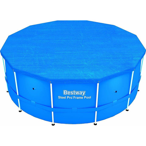 "Bestway 56414 - 3.66M X 1.22M STEEL PROâ""¢ ROUND POOL SET - rafplay"