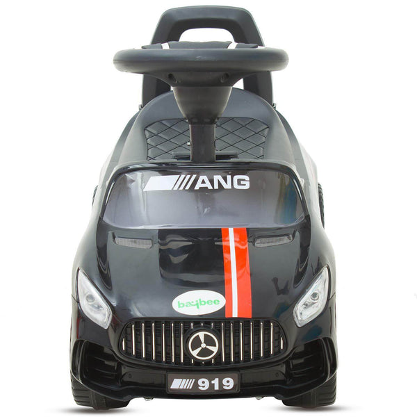 mercedes push car for toddlers