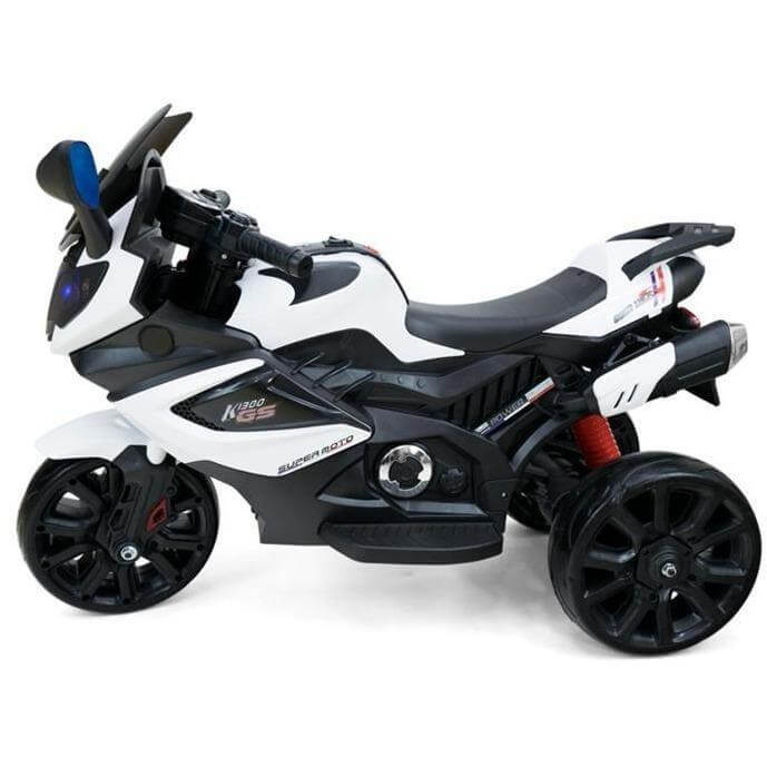 Ride on Raf Thunderbolt 3 Wheels Trike 12 v - rafplay