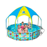 POOL SET SPLASH-IN-SHADE 2.44M X 51CM - rafplay