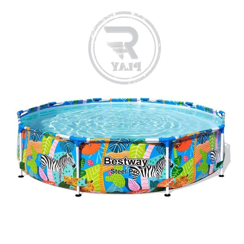 56985 - 3.05M X 66CM Bestway Play Pool Above Ground - rafplay