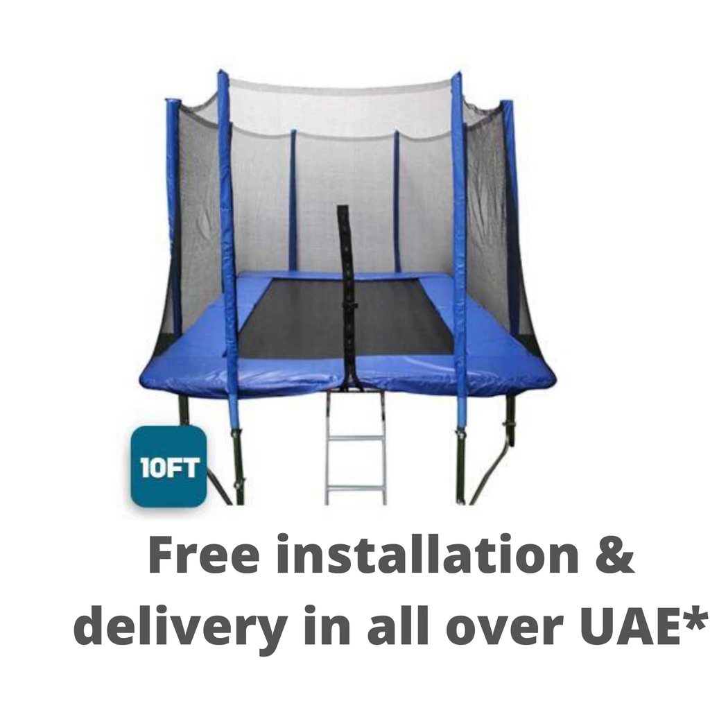 MEGASTAR 7 X 10FT TRAMPOLINE IN UAE