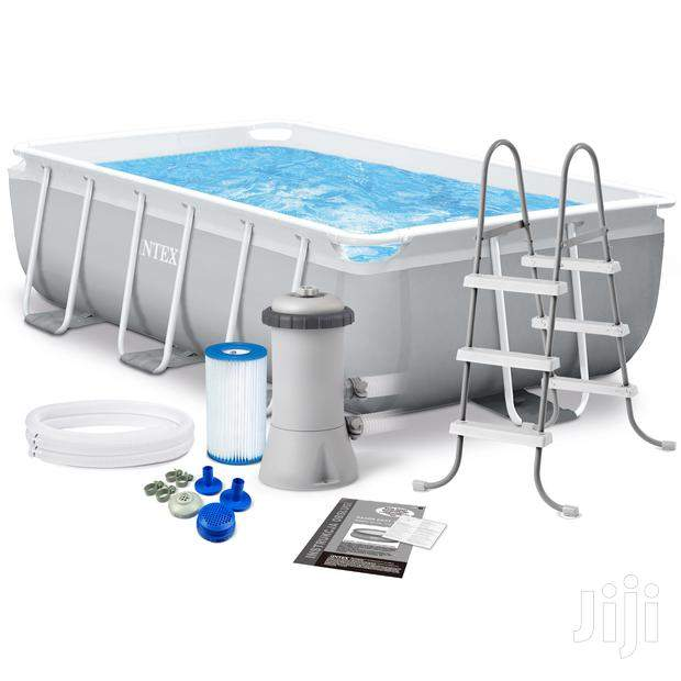 Intex 300 x 175 x 80CM Rectangular Pool