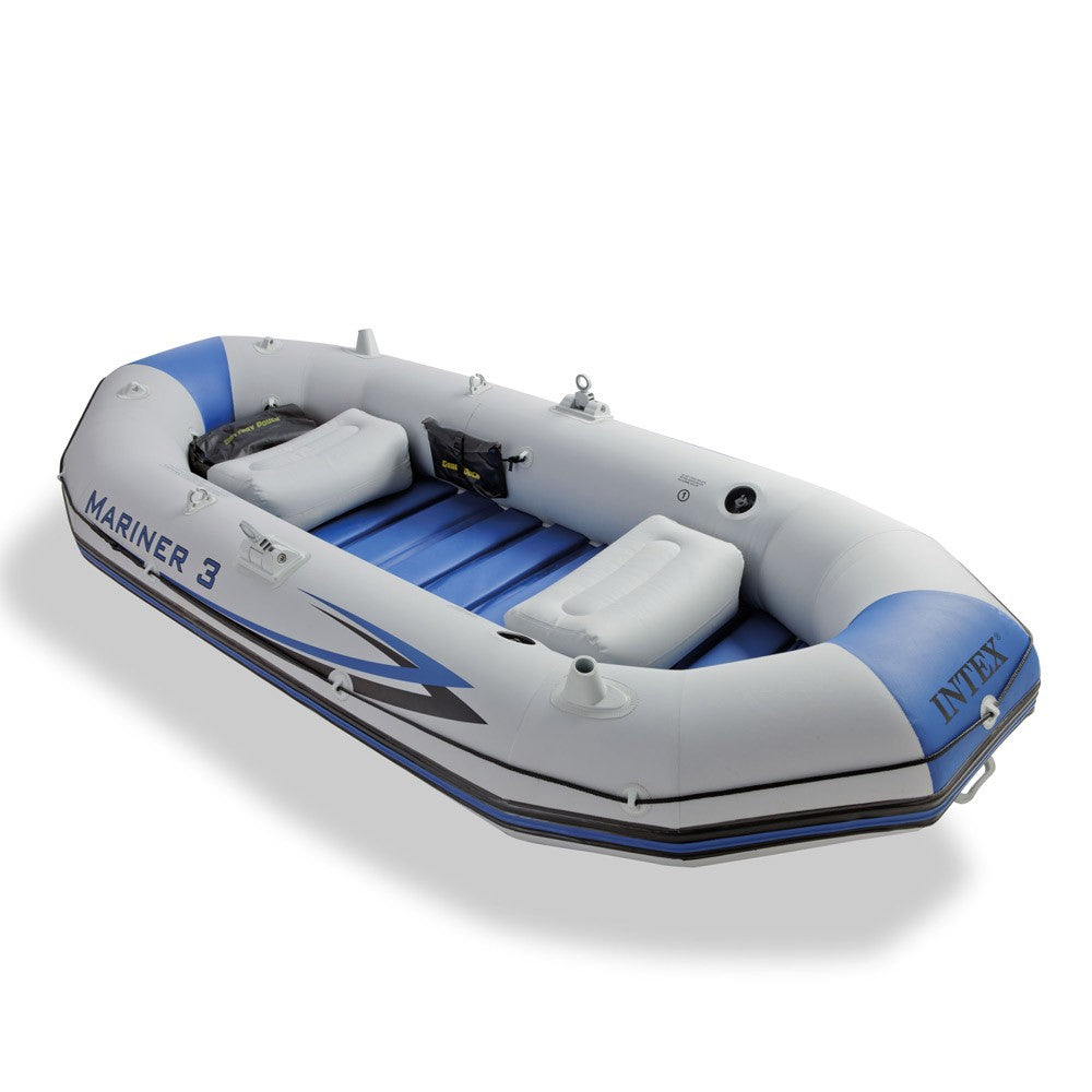 Intex Mariner 3 Inflatable Boat Professional