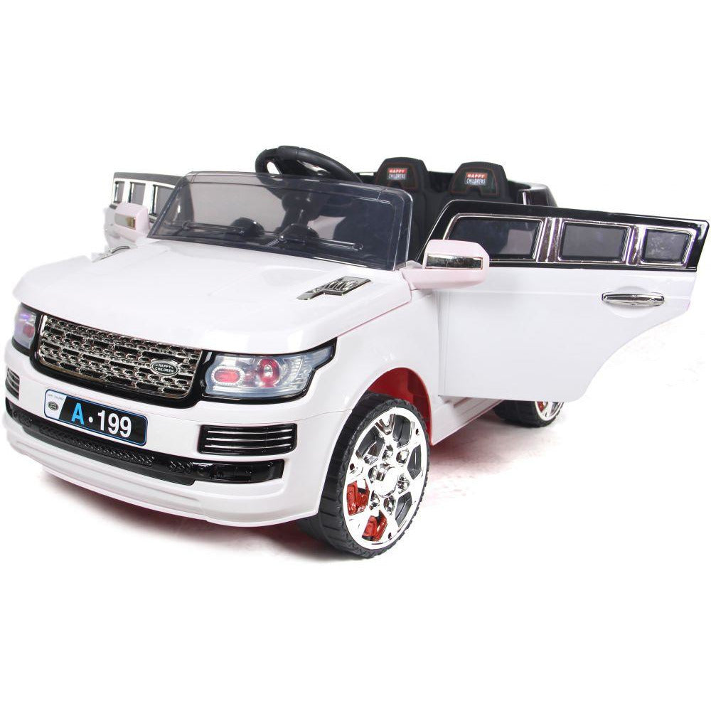 Ride on 12V RANGE ROVER STYLE 12V Sports Car