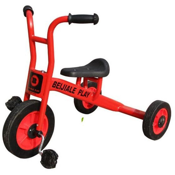 Metal Tricycle with pedal