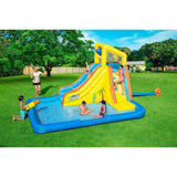 Bestway Inflatable Beachfront Bonanza Mega Water Park By H20Go