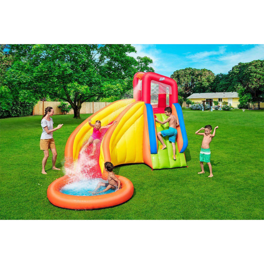 Bestway Inflatable Splash tower mega water park By H20GO