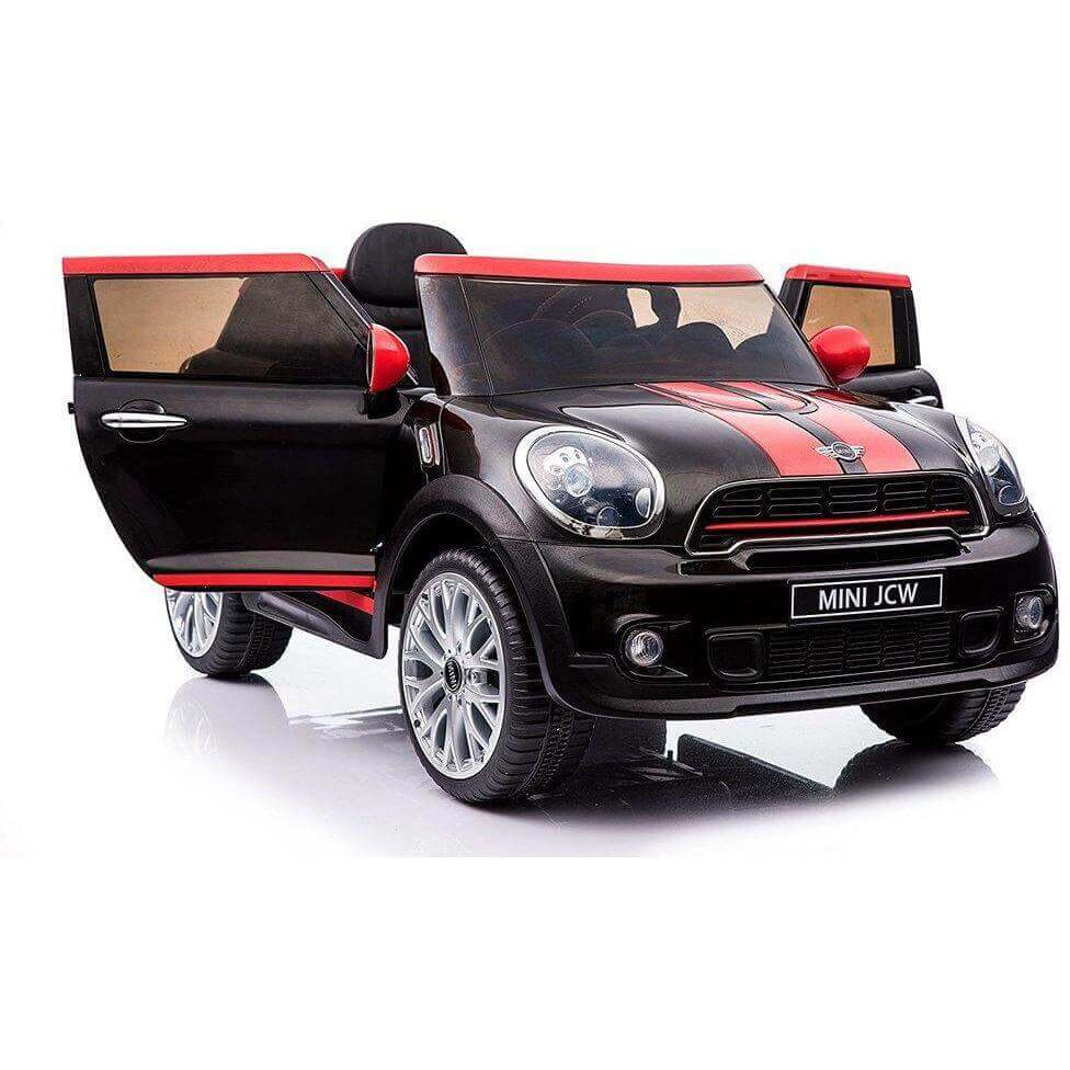 Raf Licensed ride on Popular Mini Cooper JCW Petite  Edition for kids - rafplay
