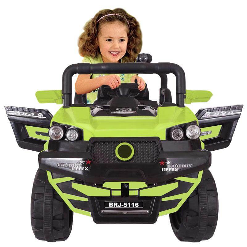 Raf Stylish Power Rider Mercedes Style jeep Ride on 12 v for kids - rafplay