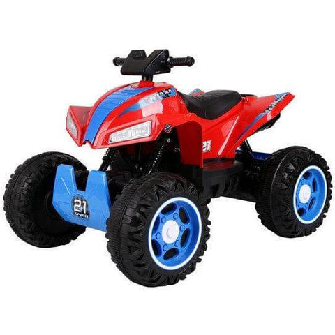RAF Ride ON 12 v Ghetto Quadmoto Bike  for Juniors - rafplay