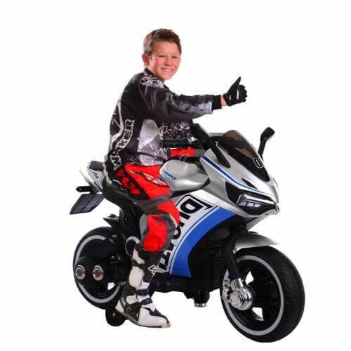 RAF Street Rider  Ducatti Style Ride on  12 v Bike for kids - rafplay
