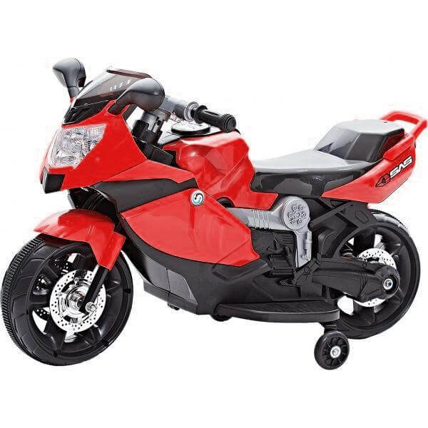 Raf BM Fizzly RC battery operated bike for kids - rafplay