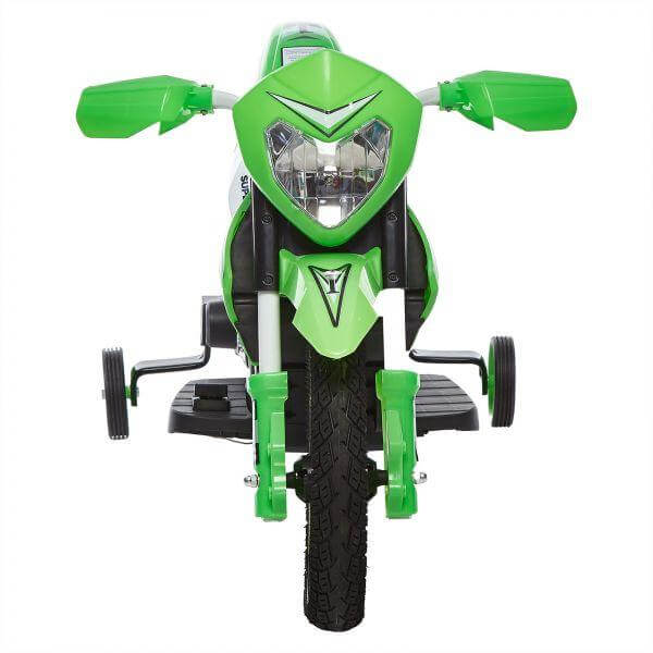 Raf Scrambler Dirt  Motorbike Rechargeable Battery Operated Ride-on Bike for Kids with Rubber Tyres - rafplay