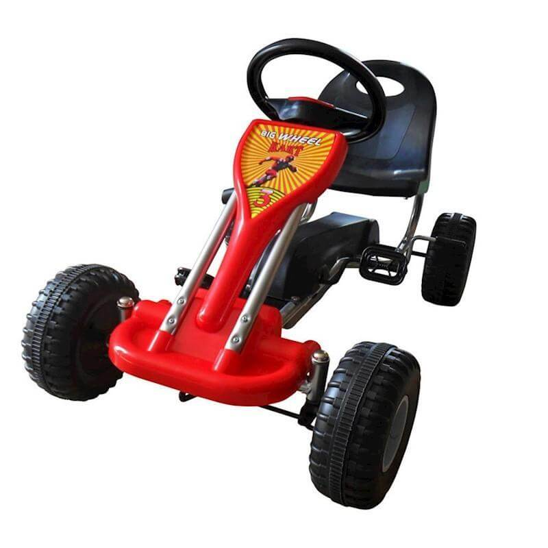 shop red go kart for kids online
