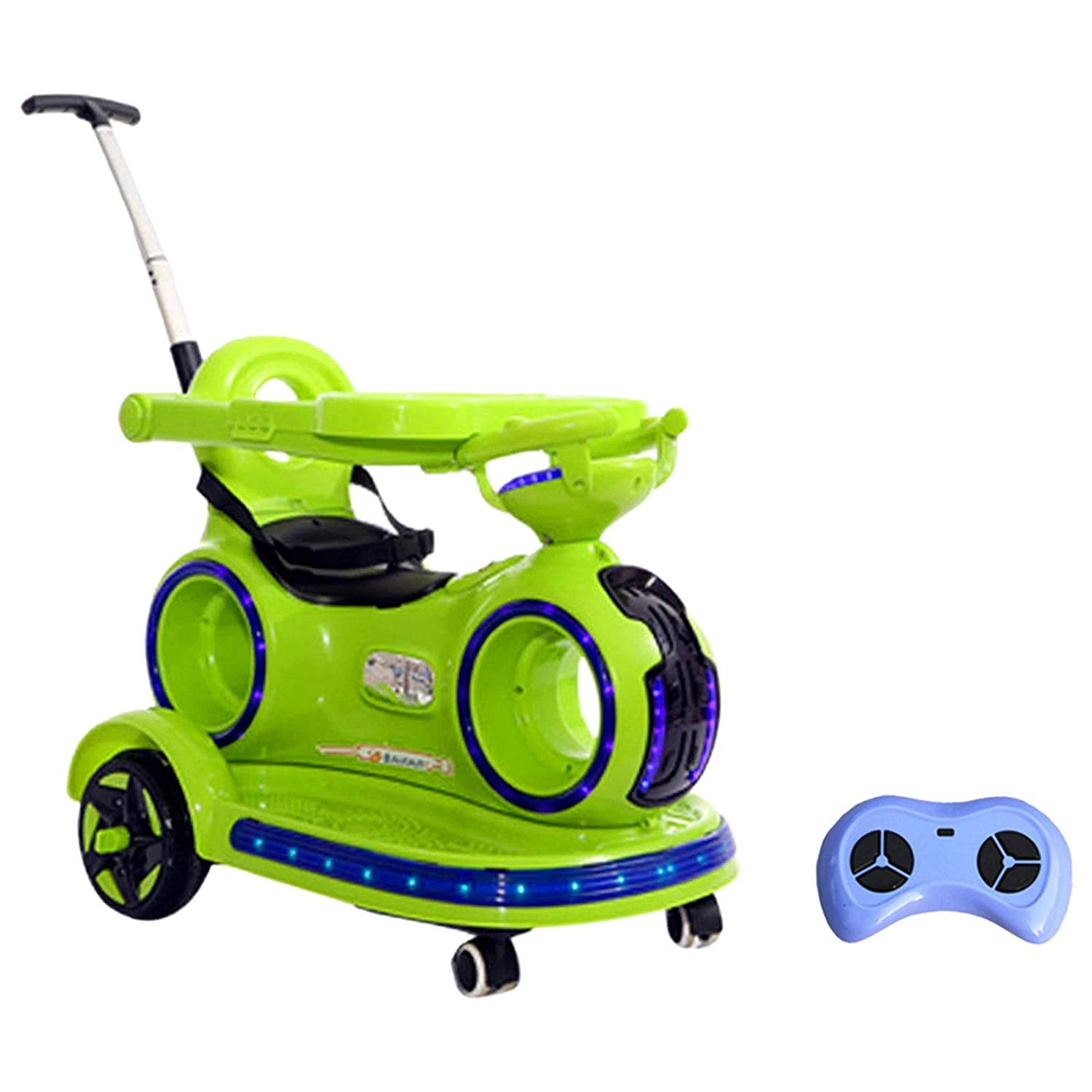 Ride On 6v Funky Swinging Groovy car for the Little Riders - rafplay