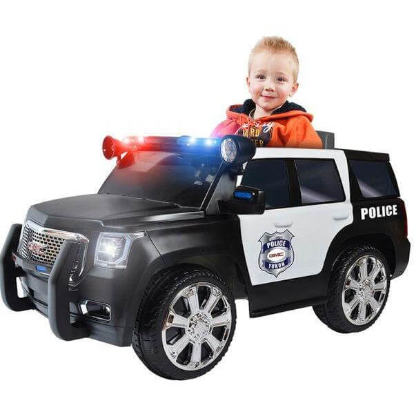 Raf Licensed GMC patrolling Authentic rideon Car for kids - rafplay