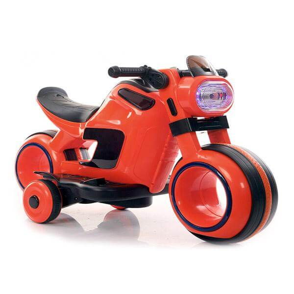 Raf Kids bike 6V  Saturn  Motorcycle for kids - rafplay