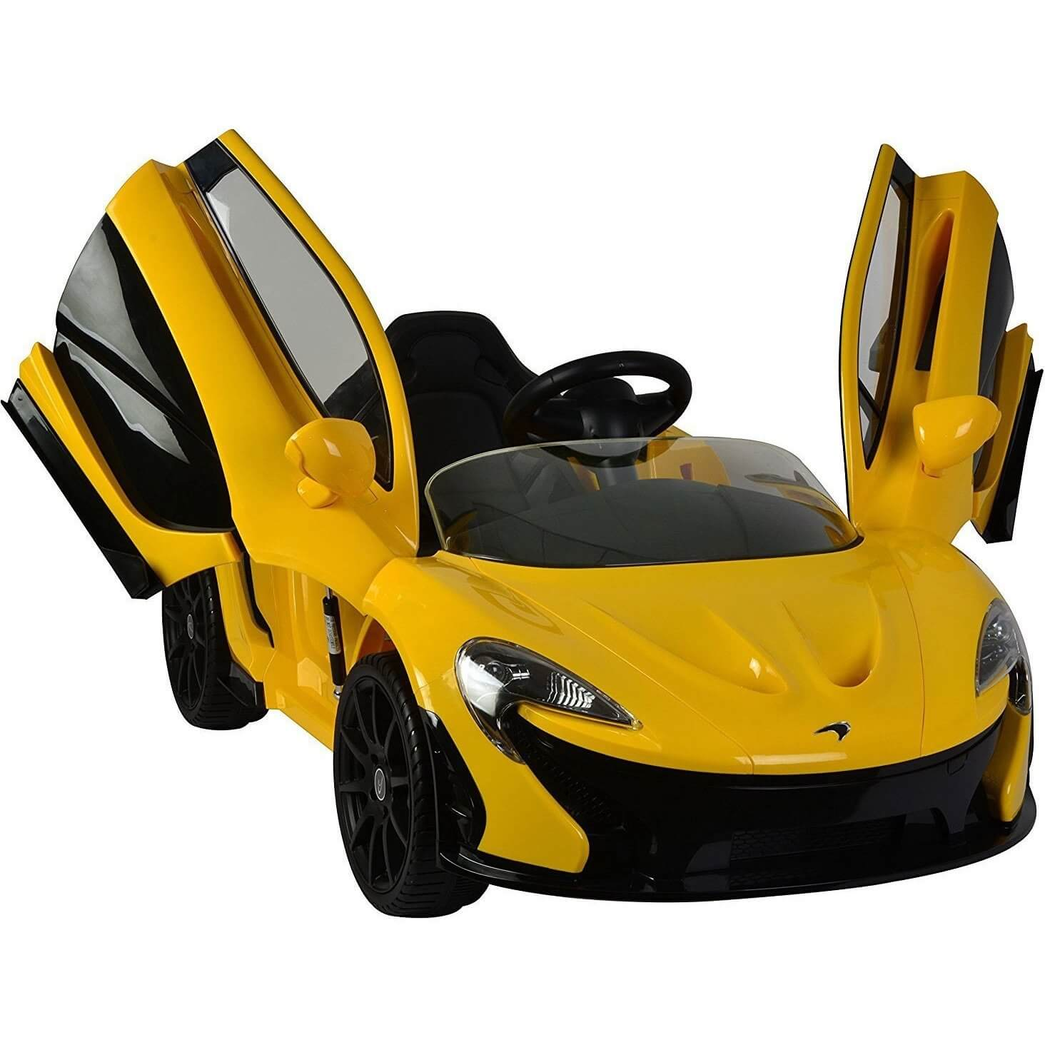 Raf 12 v Licensed Mclaren luxurious Ride on sports car  for kids - rafplay