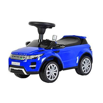 RAFPLAY Licensed  Range Rover Evoque Stunning Push ride on Car - rafplay