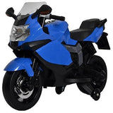 Raf Licensed 12 v  BMW ride on Bike K1300S Rider for kids - rafplay