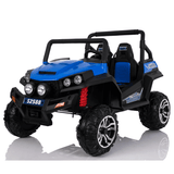 RAF KIDS 4X4 JEEP ROCK RASH RIDE ON FOR KIDS 2 seater - rafplay