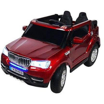 Raf Electric Kids Jeep X5 style 24v 4WD for kids - rafplay