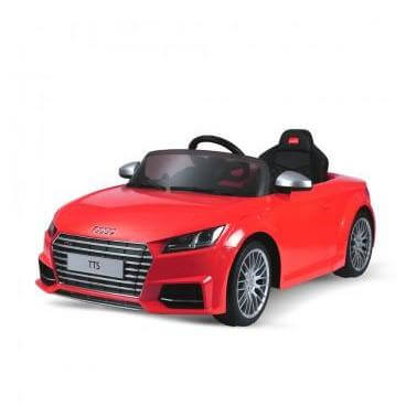 Raf Licensed Electric Ride on Audi TT RS Coupe Roadster for kids - rafplay