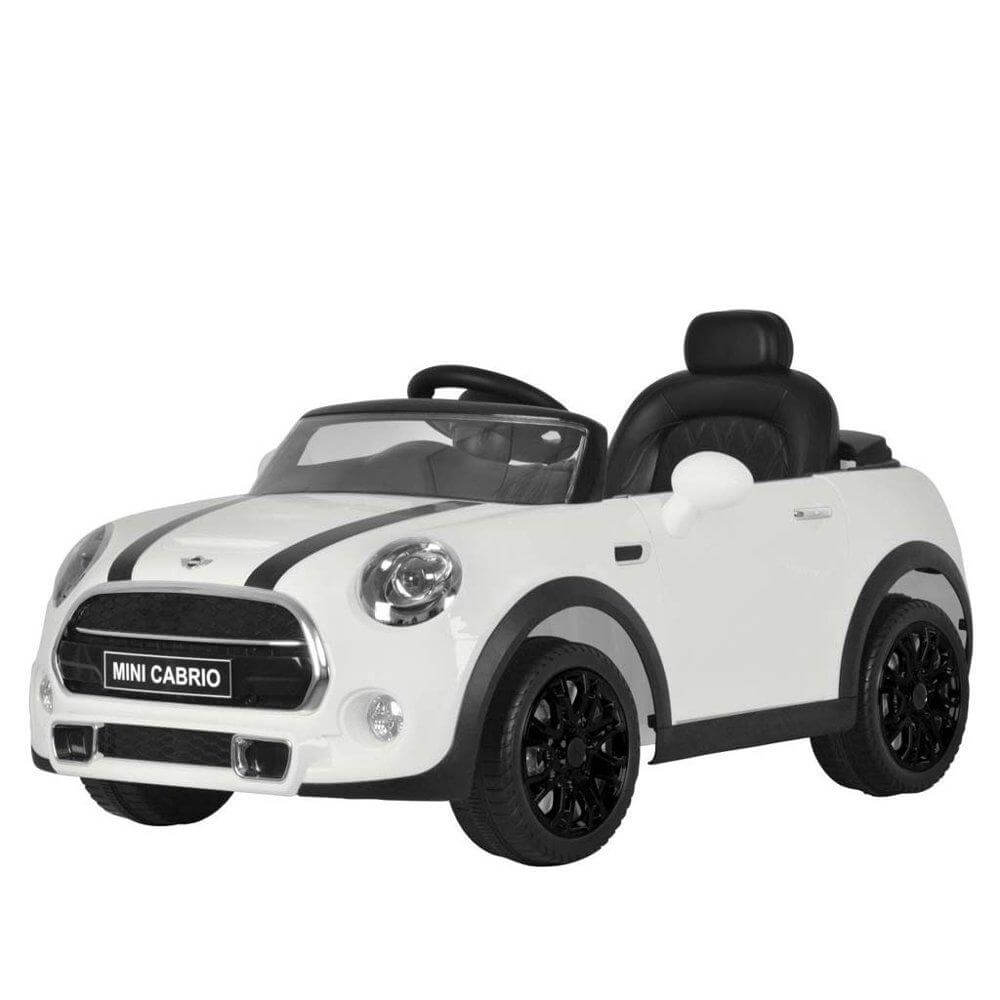 Raf Licensed BMW Mini Cooper S 12v child's Ride on Car for kids - rafplay