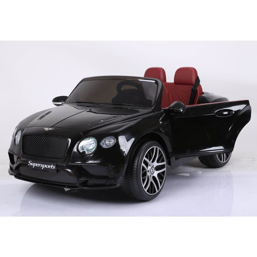 Raf Licensed Bentley Continental Supersports 12V Ride On Children's Electric Car - rafplay