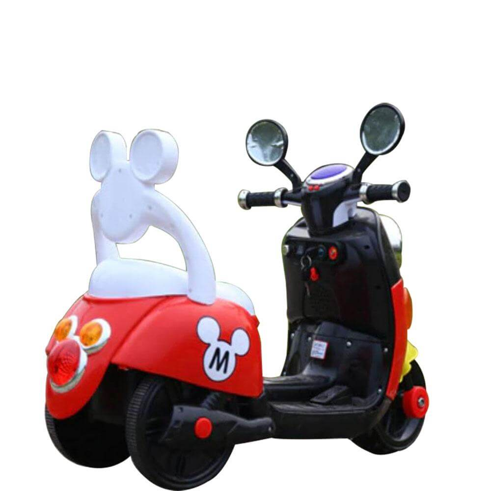 Raf Mickey Minnie Mouse Ride On Kids Bike Battery Operated motorcycle - rafplay