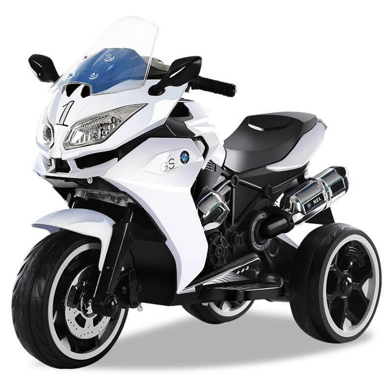 Raf BMW  R1200 GS style pedal Drive Motorcycycle for the lil daredevils - rafplay