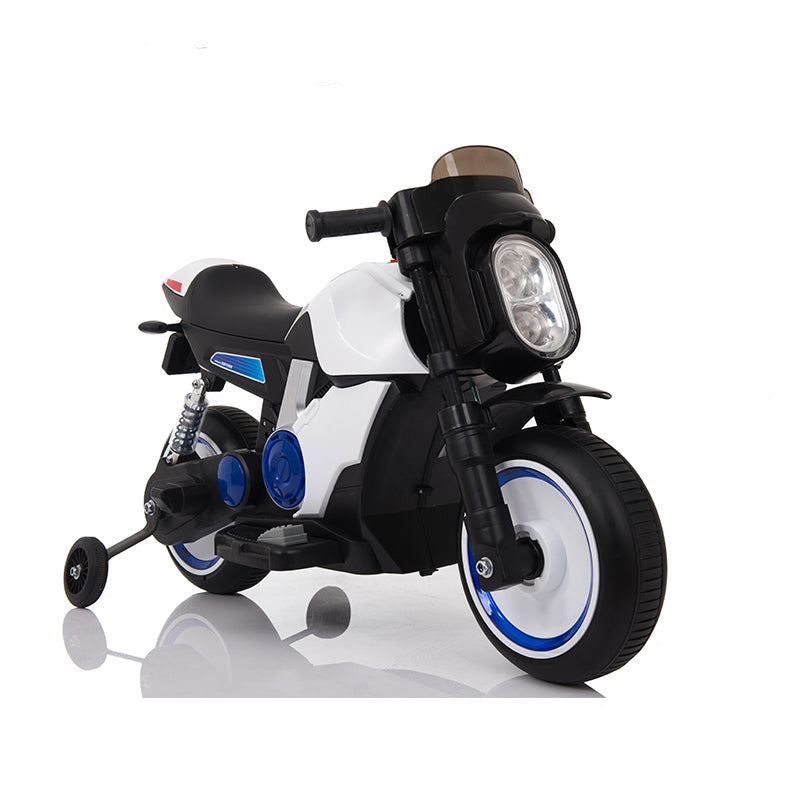 Raf Electric Samurai Motorcycle for kids - rafplay