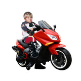 RAF Slick Trike 12 v Motorbike Ride On  for Big Kids - rafplay