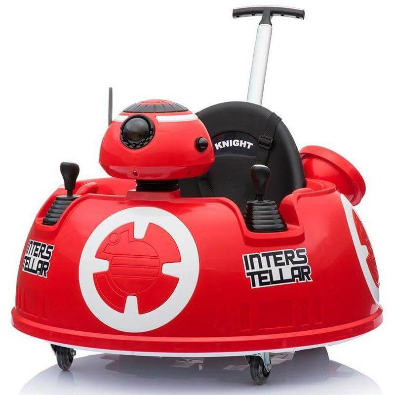 Raf Ride on Electric Galaxy insteller Rider n Mover Car  for kids - rafplay