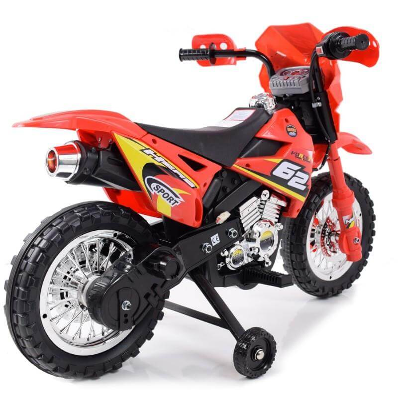 Raf Ride on Motorbike Thunder Max for kids - rafplay