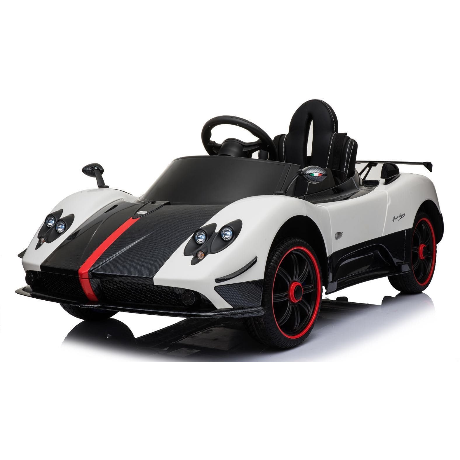 Raf Licensed Pagani Zonda Cinque Roadster 12v Ride on Car - rafplay