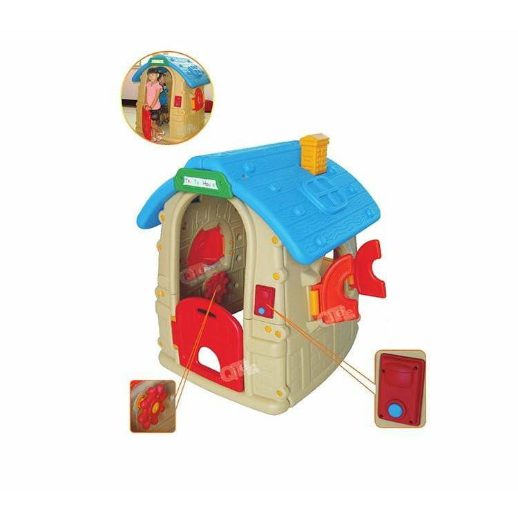 Cute & COZY TOY PLAYHOUSE - rafplay