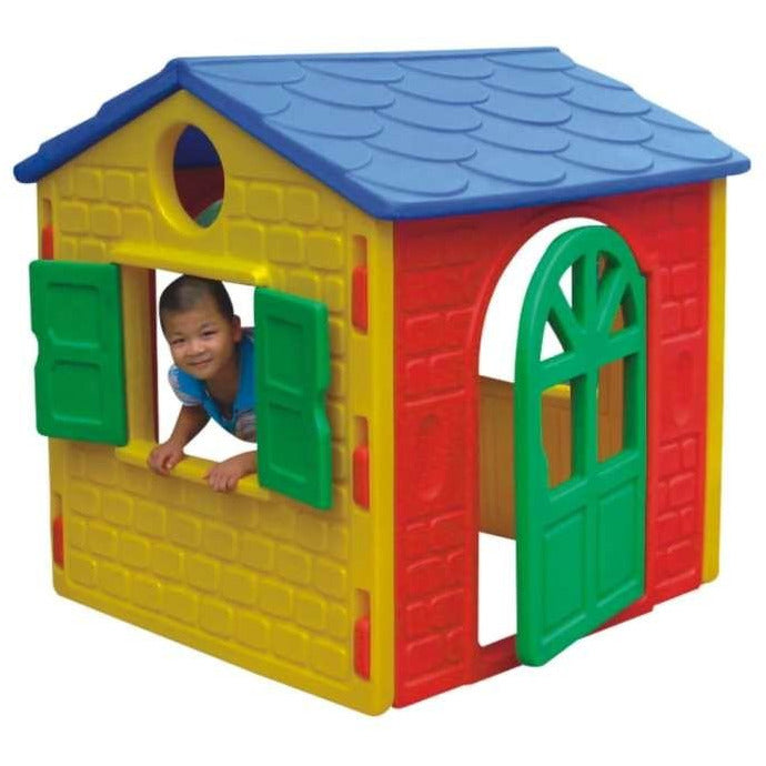 Rafplay Kids Happy Home Playhouse in UAE - rafplay