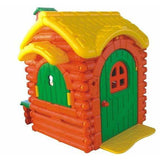 Candy Shop style Toy Playhouse With Cute Chimney - rafplay