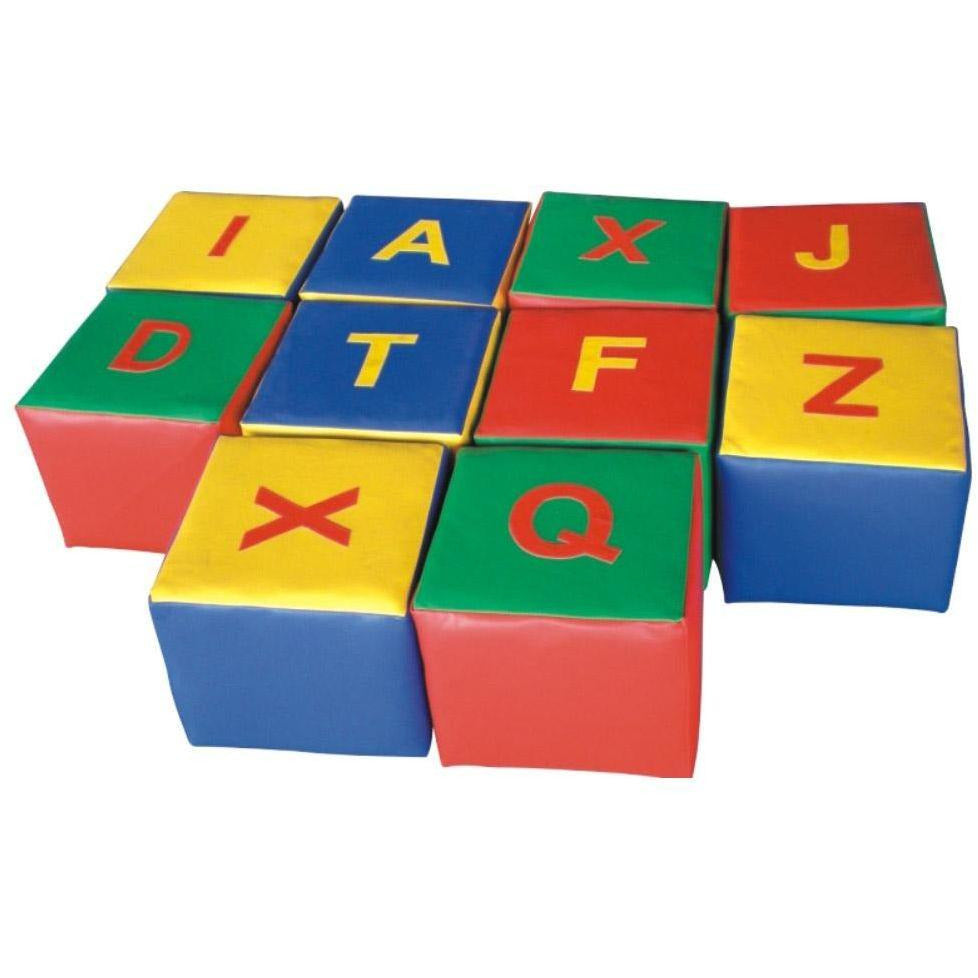 Soft Play Toys Kids Alphabets - rafplay