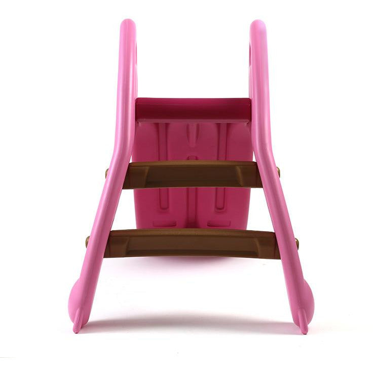 Pink  Slide With Basketball net - rafplay
