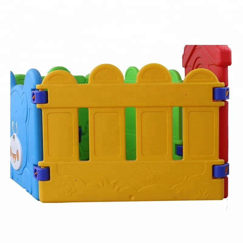 CUTE KIDS PLAY PEN  - Assorted  Colors - rafplay