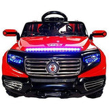 Raf Electric Ride on Heavy Duty Edition Limo SUV  Twin  seatr x 4door car for kids - rafplay