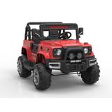 Ride On 4 wheel Drive  MORTAL KOMBAT Monster JEEP For The Lil Bravehearts - rafplay