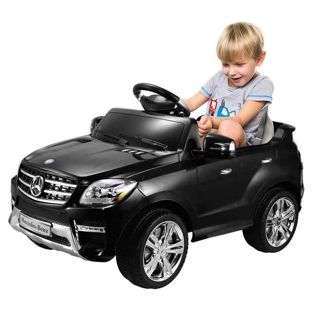 Raf licensed  Mercedes Benz GLA CLASS Battery Operated Ride On Car for Kids - rafplay