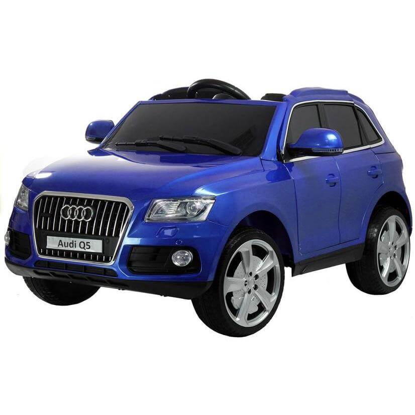 Raf Electric Ride On Licensed  Audi Q5 kids Suv Car - rafplay